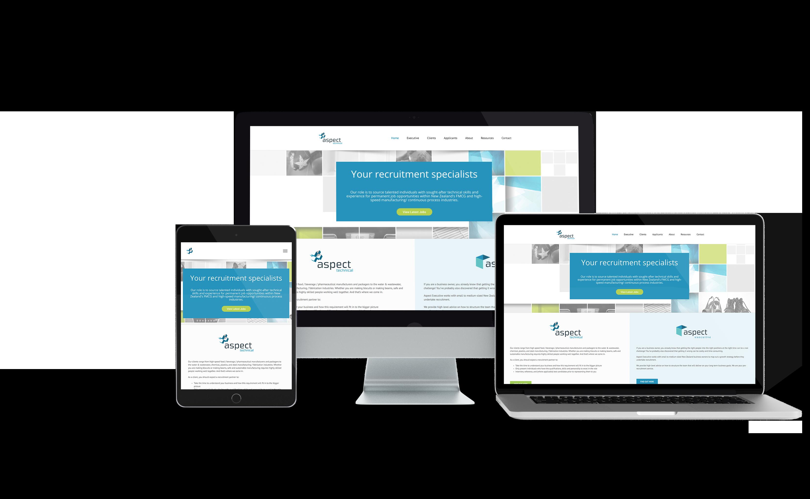 Responsive web design TW Design
